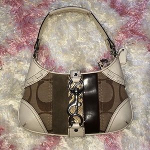 Coach Mini Handbag | Gently used